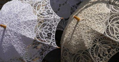 ロマンスタイプの傘