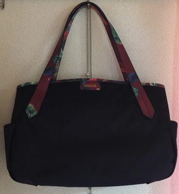ロマンスタイプの通勤バッグ