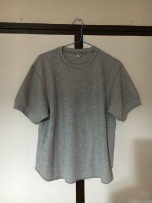 ロマンスタイプに使いやすいユニクロのTシャツ