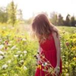 ロマンスタイプの秋物のスカート