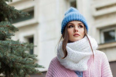 サマータイプのセーター