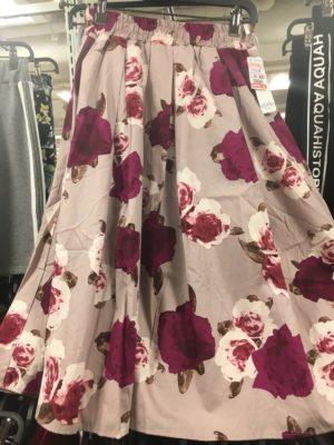 ロマンスタイプのスカート2