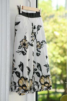 ロマンスタイプのスカート
