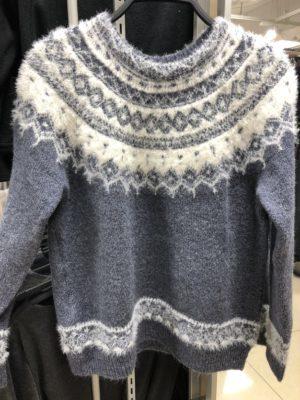 ほっこりセーター
