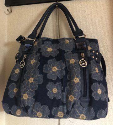 ロマンスタイプのマザーズバッグ