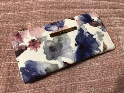 ロマンスタイプのお財布
