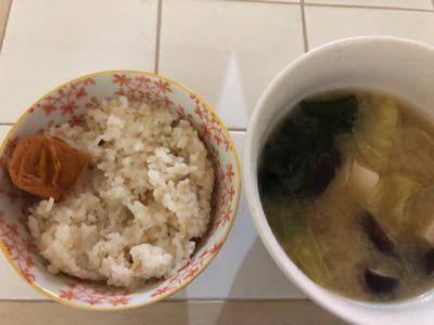 昭和のご飯