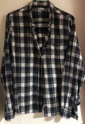フランネルのシャツ、ロマンスタイプ
