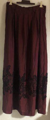 ロマンスタイプのマキシスカート