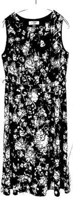オールシーズン着られるドレス