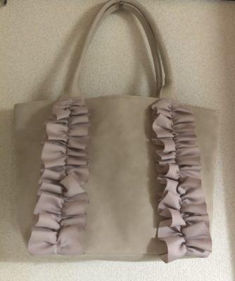 ロマンティックなバッグ