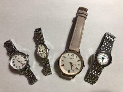 ロマンスタイプに似合う時計