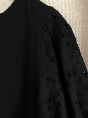 濃い黒と薄い黒、サマータイプの黒