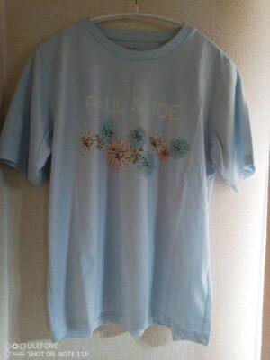 ロマンスタイプのTシャツ